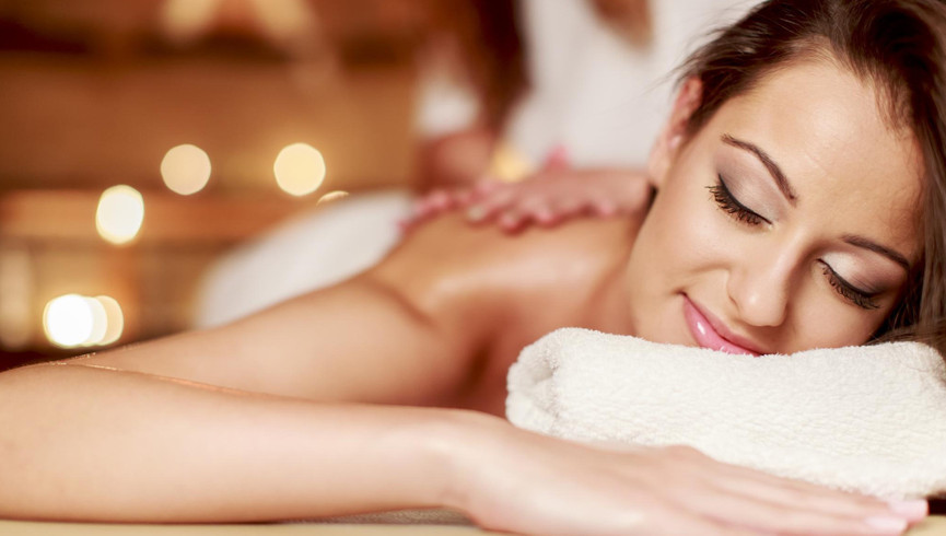 Receiving a massage at Serenity Spa at our Las Vegas Hotels | Inside Serenity Spa at our Las Vegas Hotel | Westgate Las Vegas Resort & Casino