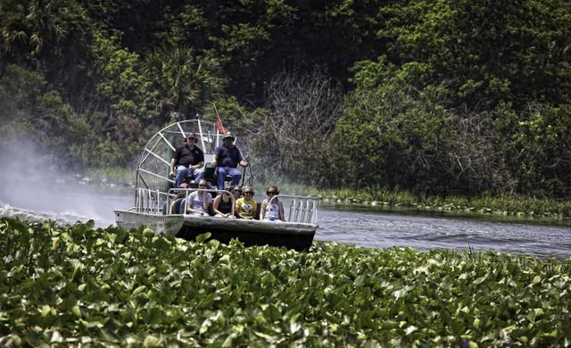 Airboat Rides near Orlando, FL    Westgate River Ranch Resort & Rodeo   Westgate Resorts