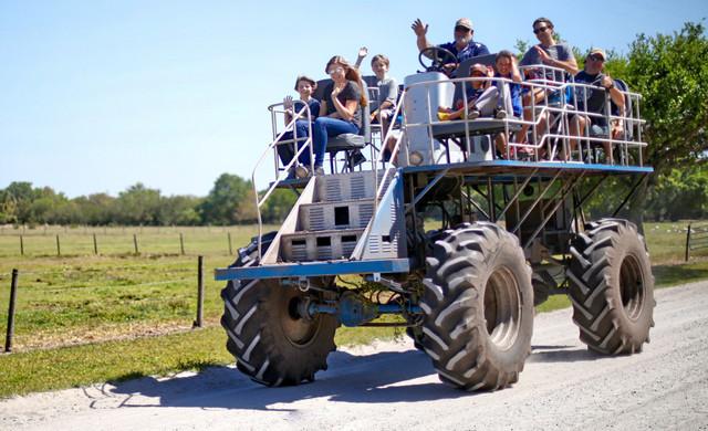 Swamp Buggy Rides Near Orlando, FL |  Westgate River Ranch Resort & Rodeo | Westgate Resorts