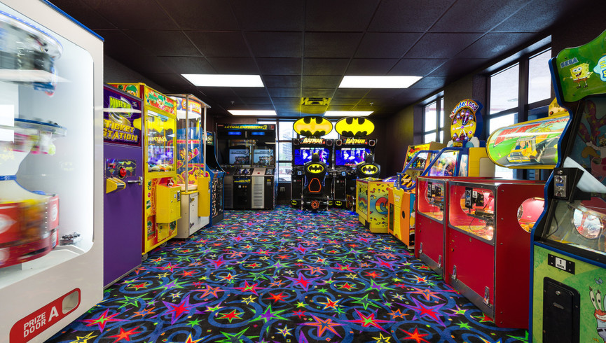 Game Room | Westgate Palace Resort | Orlando, FL | Westgate Resorts