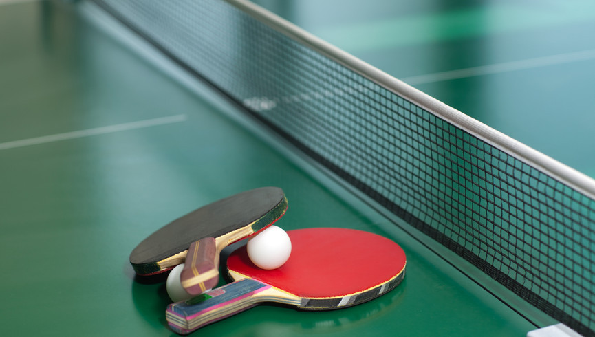 Ping-Pong at our Branson Missouri Resorts | Westgate Branson Woods Resort | Westgate Resorts