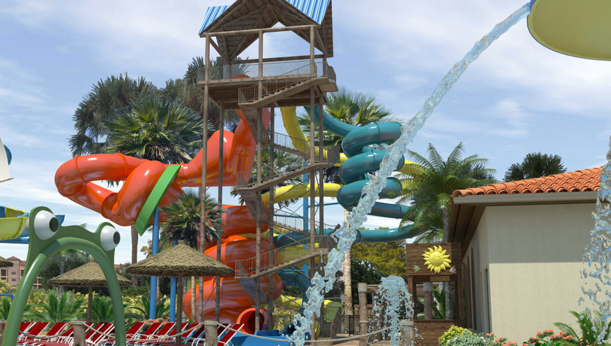 Water Park | Westgate Lakes Resort & Spa | Orlando, FL | Westgate Resorts