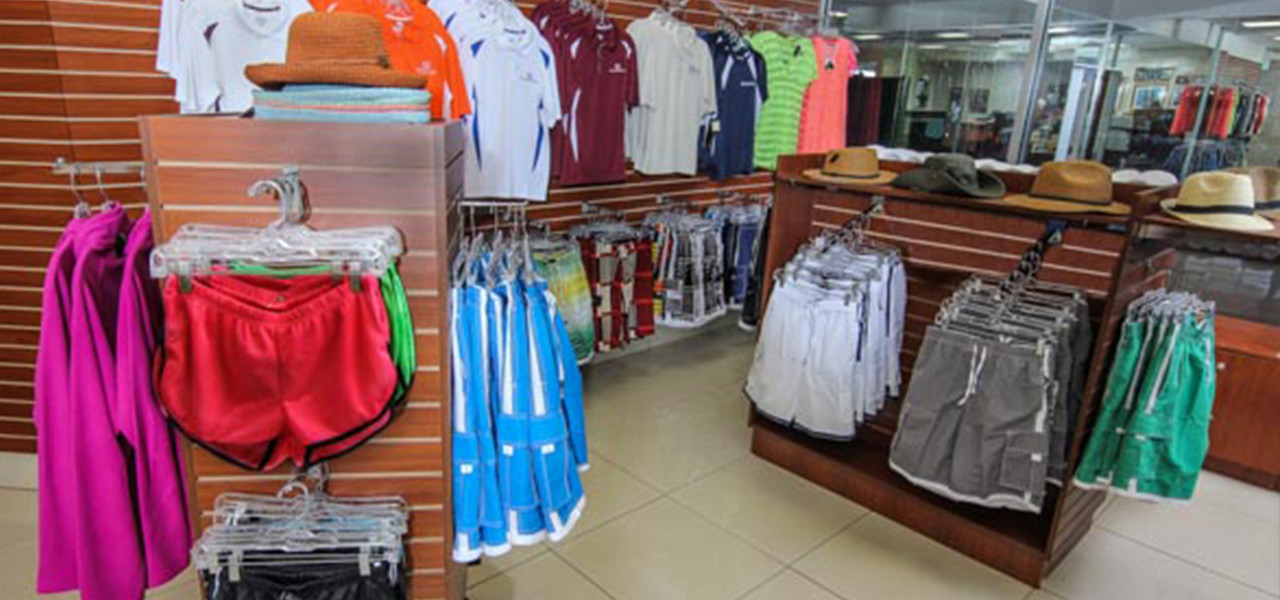 Apparel at Fitness Center at our resorts in Orlando Florida | Westgate Lakes Resort & Spa | Westgate Resorts