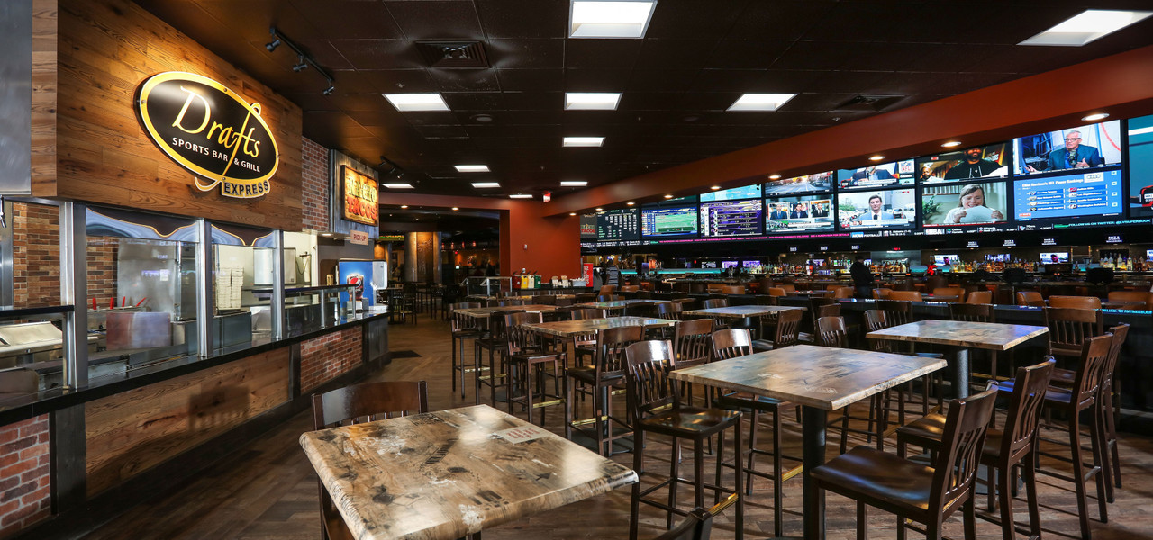 Drafts Sports Bar Grill Express Westgate Las Vegas Resort Resorts