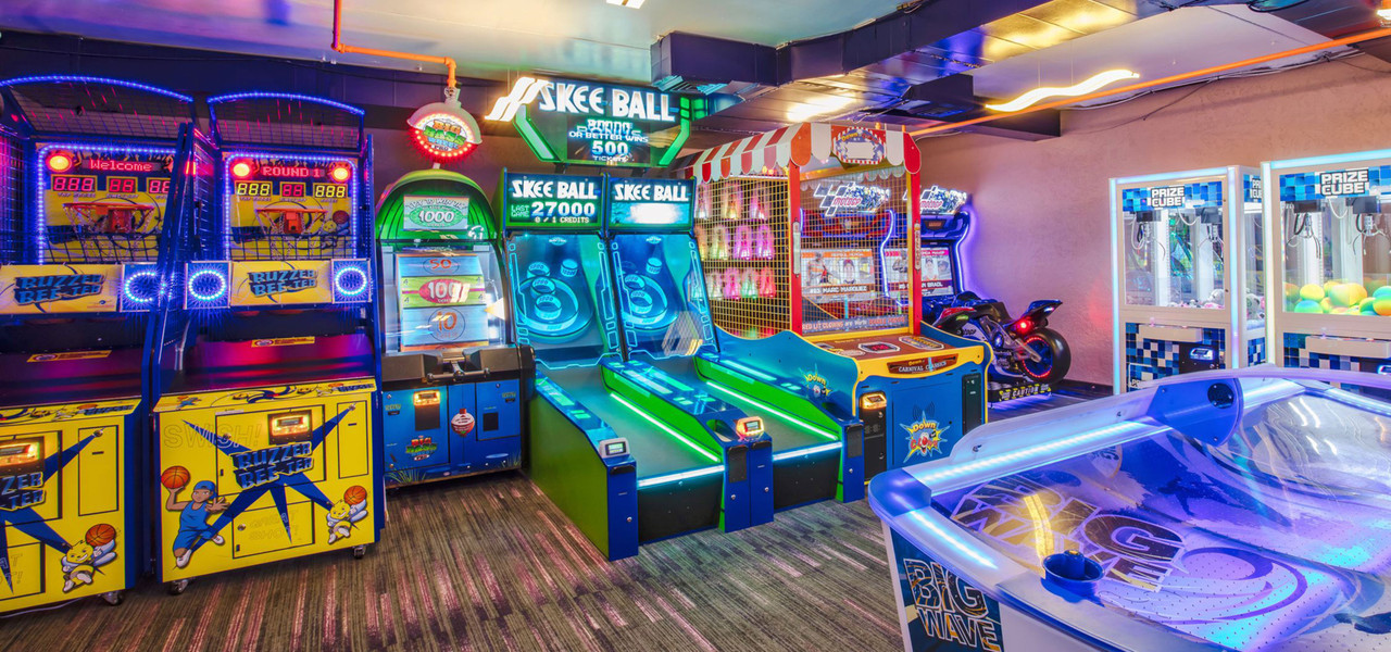 Game-room for Kids at our Park City Resort in Utah | Westgate Park City Resort & Spa | Westgate Resorts