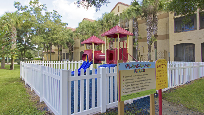Playground at our Orlando resorts | Westgate Blue Tree Resort | Westgate Resorts Orlando