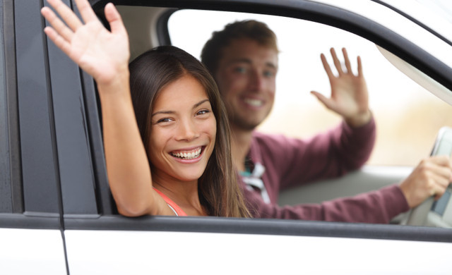 Happy Drivers After Getting Tristate NYC Hotel Rates | Hotel Discounts For Residents of New York, New Jersey & Connecticut