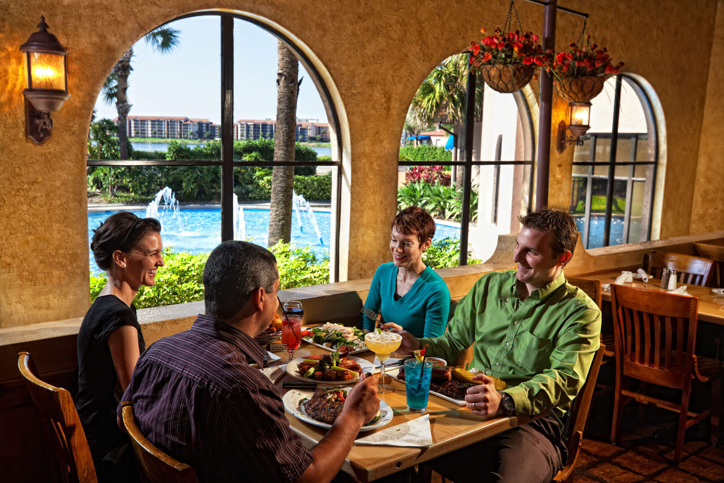 Friends Dining | Westgate Lakes Resort & Spa | Orlando, FL | Westgate Resorts