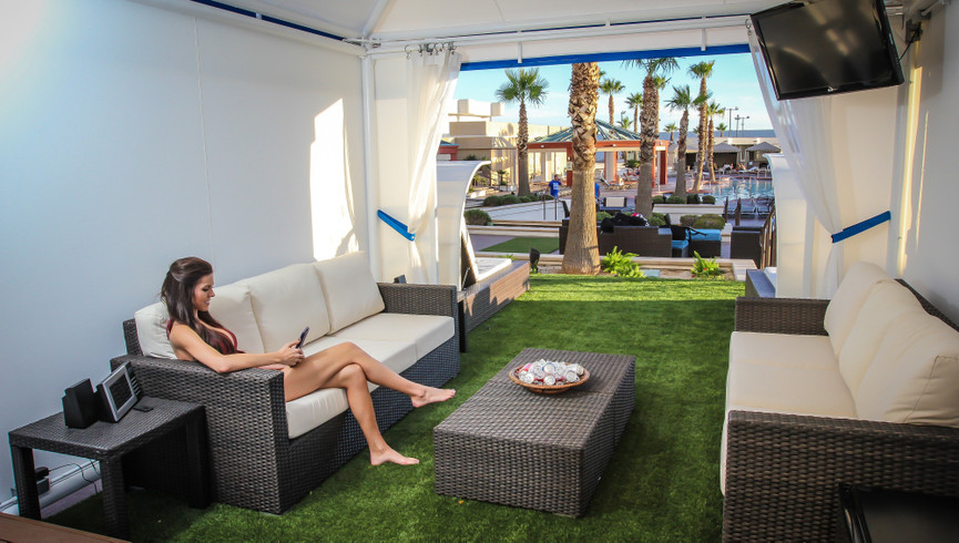 Relaxation Station Pool Lounge: Enjoy Your Stay In Las Vegas At Westgate Las Vegas Resort