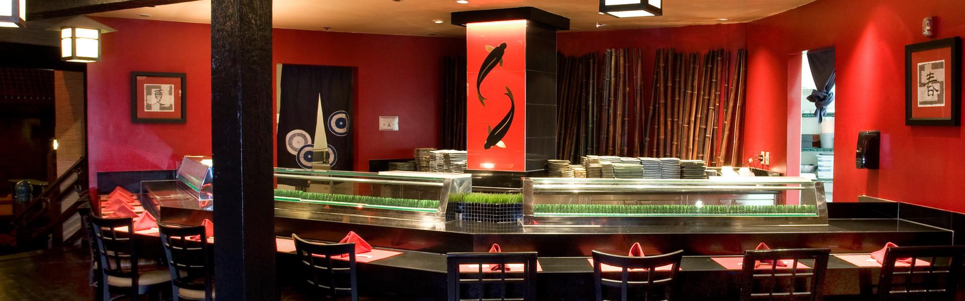 Rikki Tiki Sushi | Westgate Las Vegas Resort & Casino