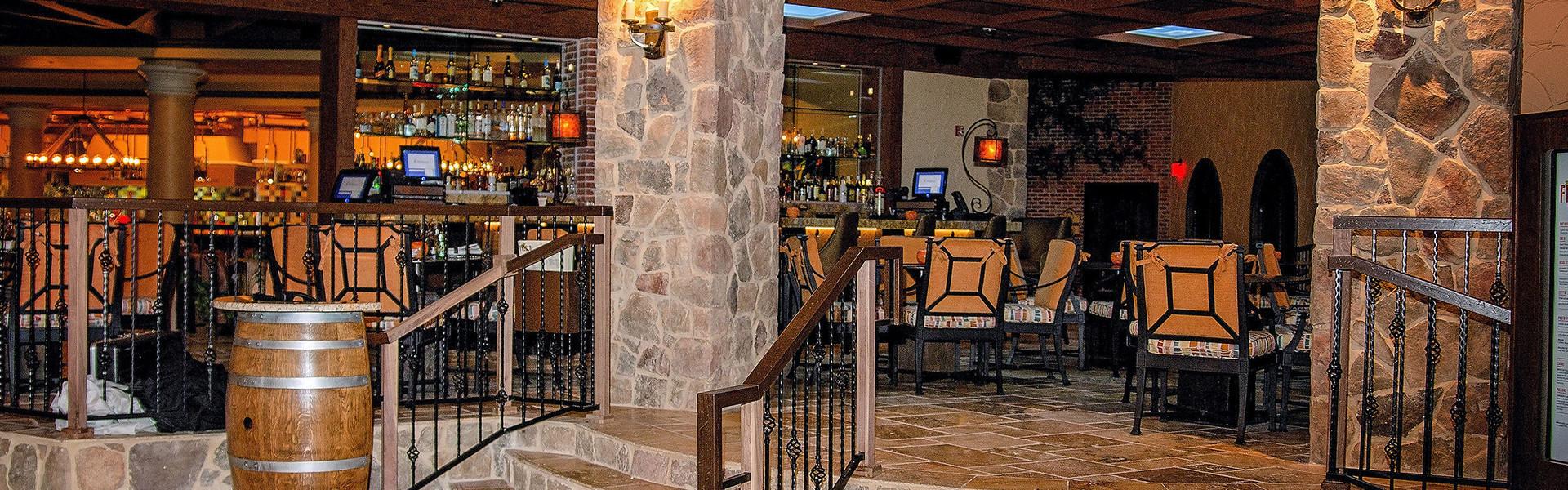 Outside the best Italian restaurant Las Vegas has to offer | Menu For Fresco Italiano | Westgate Las Vegas Resort & Casino