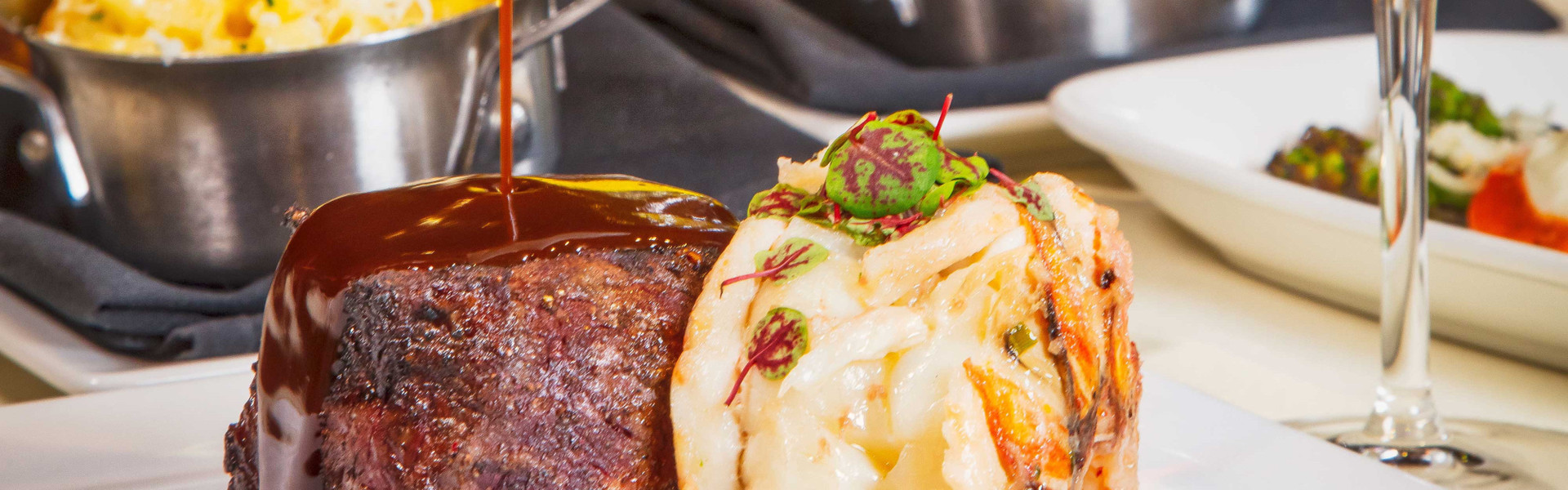 Edge Steakhouse at Westgate Las Vegas Resort & Casino