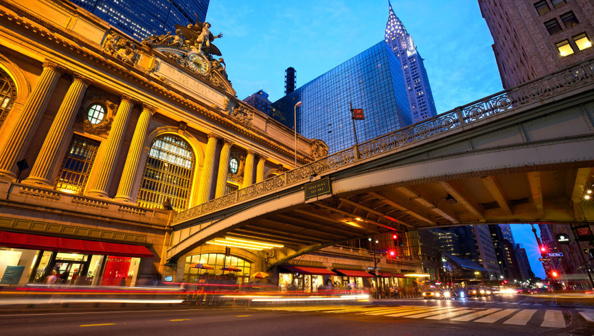 New York City Photos of Grand Central Station near Westgate New York City | Midtown Manhattan Pictures