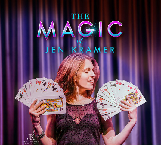 The Magic of Jen Kramer | Westgate Las Vegas Resort & Casino