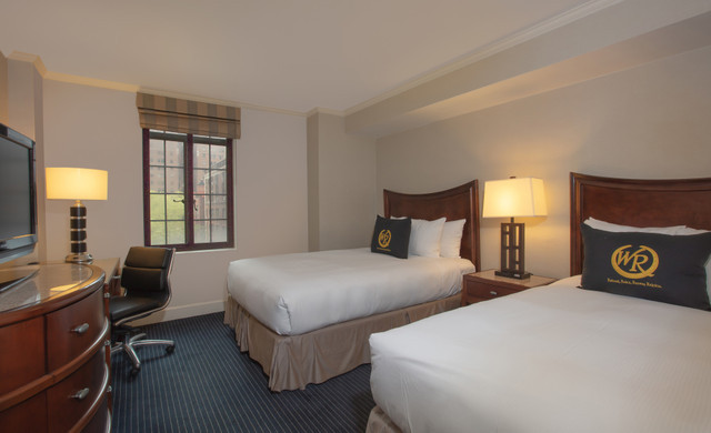 Queen Bedroom Hotel Suite Near Grand Central Terminal New York | Westgate New York Grand Central Hotel