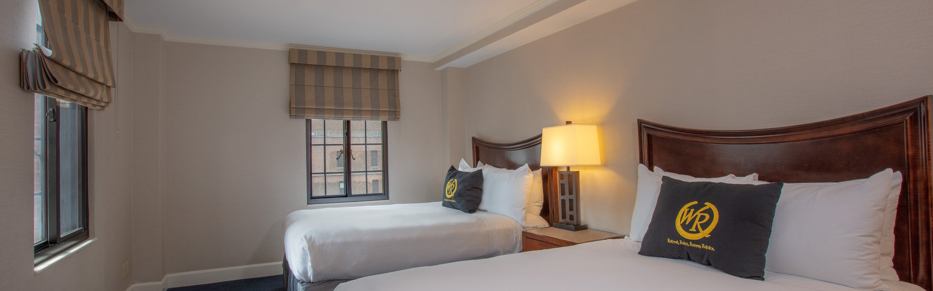 Two Beds Hotel Rooms in NYC | Westgate New York Grand Central Hotel | New York City Hotel Rooms for Families