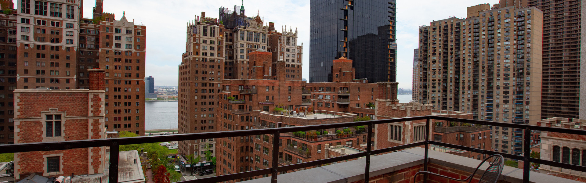 View from NYC Suites With Balcony | Westgate New York City | Hotels Rooms in NYC With Balconies