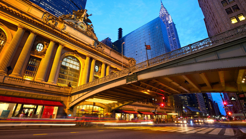 View from Hotel Close To Grand Central Station | Westgate New York Grand Central