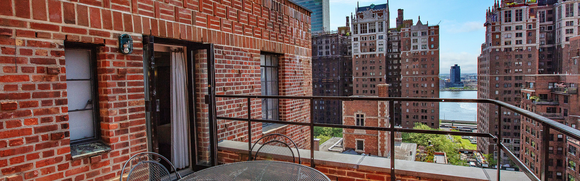 A View from our Hotels Rooms in NYC | Westgate New York City | Hotel Rooms in Manhattan NY