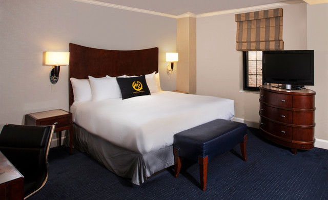 Bedroom of Our Midtown Manhattan Hotels | Hotels Near Midtown East | Westgate New York City