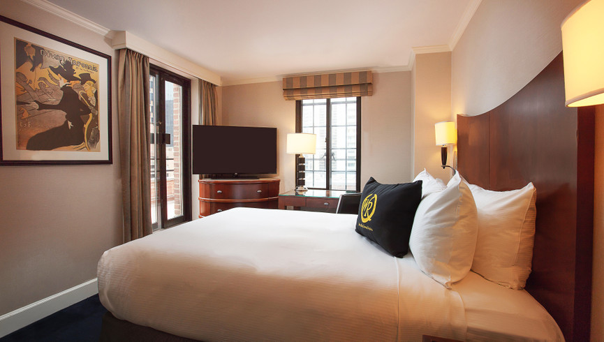 New York City Hotel Guestroom Photos | Westgate New York City | Midtown Manhattan Images