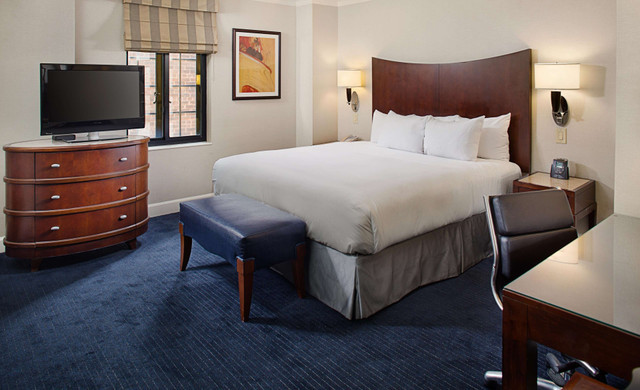 Suite in NYC | Westgate New York Grand Central Hotel | Hotel Rooms Near Grand Central Station
