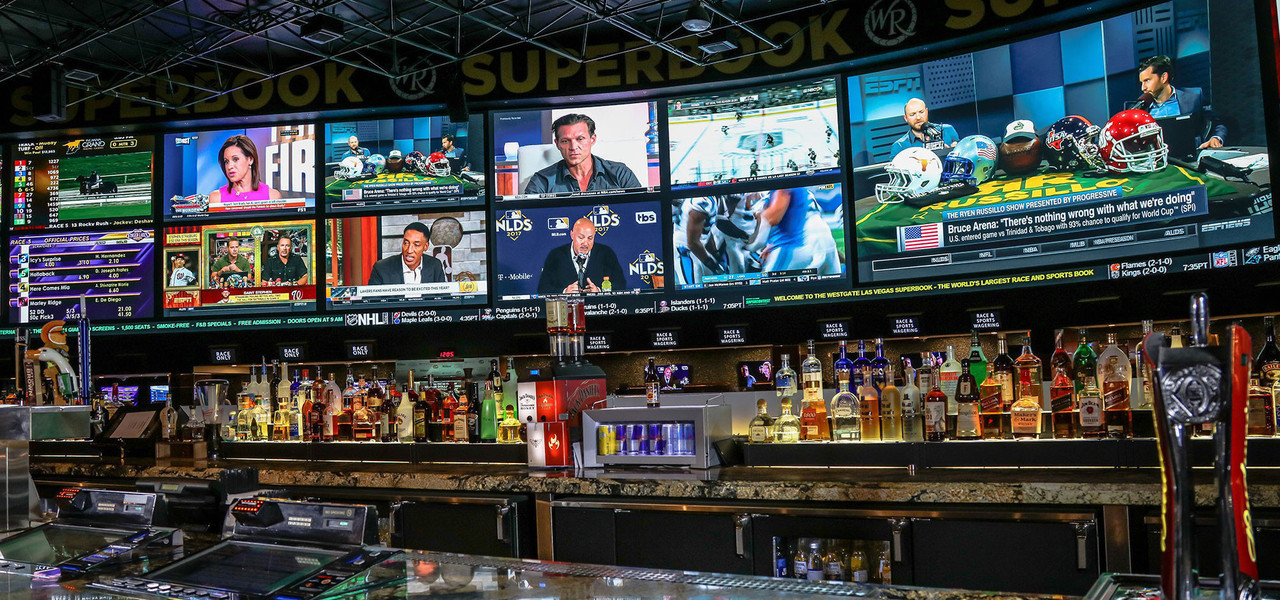 SuperBook Bar at the World's Largest Race and Sports Book | Westgate Las Vegas Resort & Casino