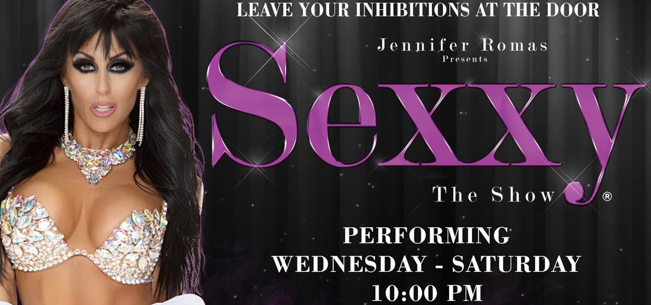 SEXXY Las Vegas Topless Revue by Jennifer Romas in the Westgate Cabaret | Westgate Las Vegas Resort & Casino