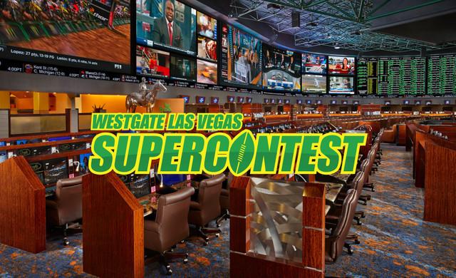 Westgate Las Vegas SuperContest at our hotel in Las Vegas Nevada! | Westgate Las Vegas Resort & Casino