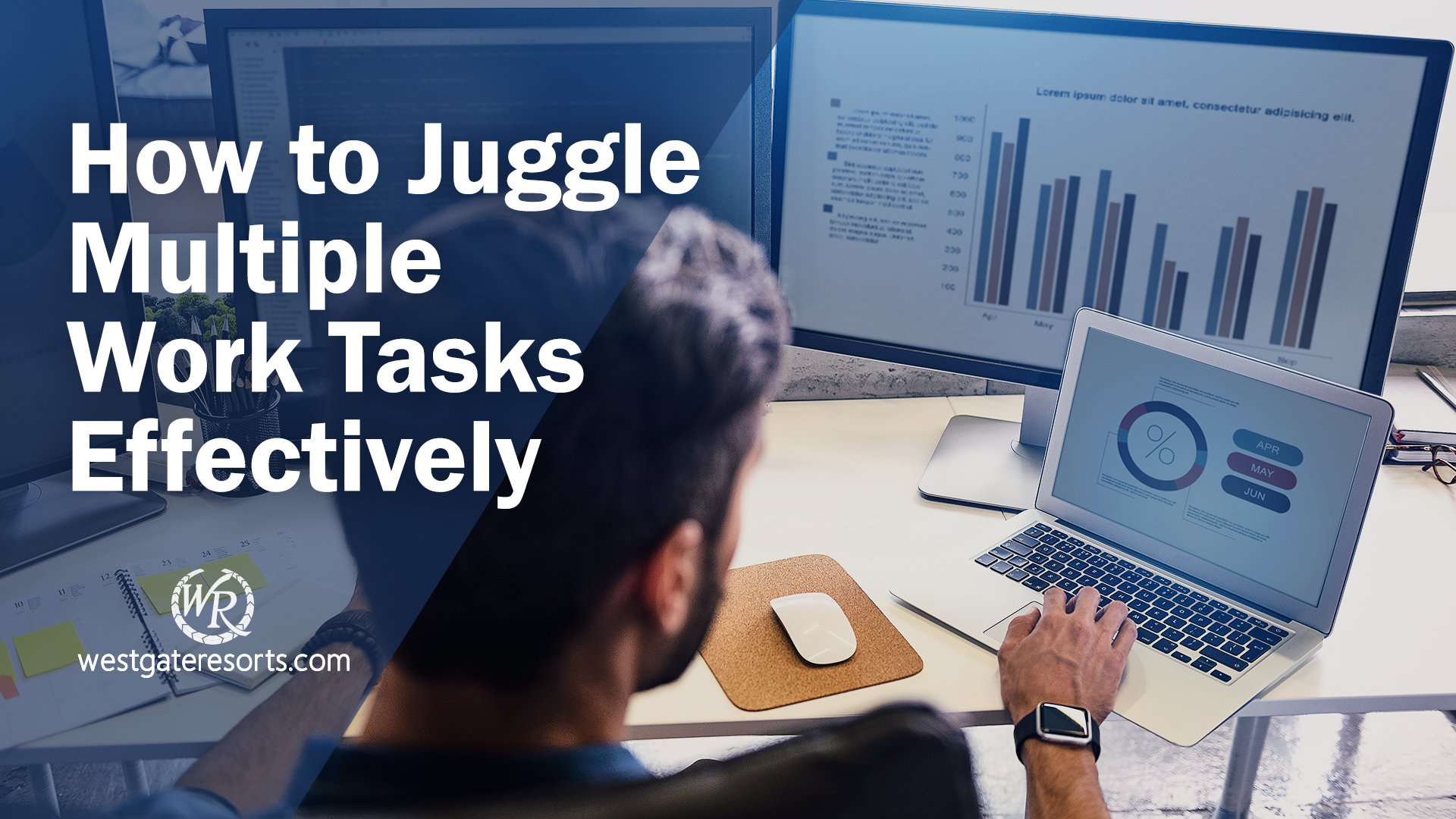 Handling Multiple Work Tasks Effectively | How To Win at Getting Things Done | Westgate Careers