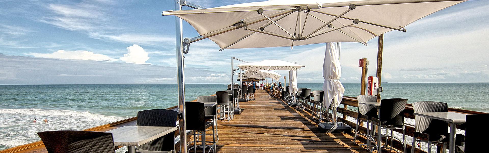 Cocoa Beach Pier in Cocoa Beach FL is the best Cocoa Beach place to be in Cocoa Beach | Westgate Coca Beach Resort