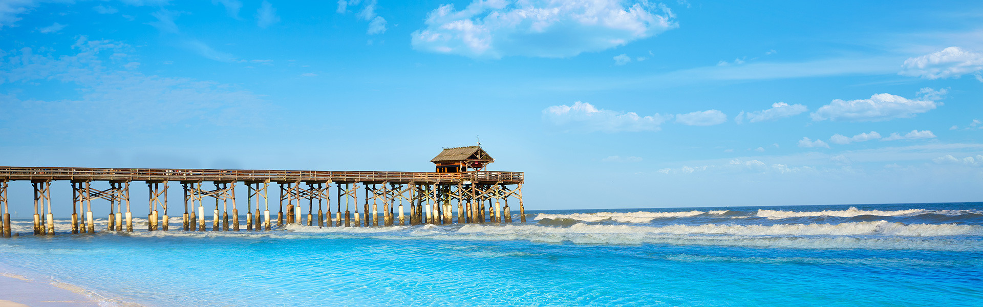 Experience Cocoa Beach and Cocoa Beach Pier with all the best that a Cocoa Beach, FL Hotel Resort has to Offer! | Westgate Cocoa Beach Resort
