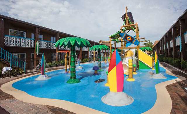 Children S Splash Pad