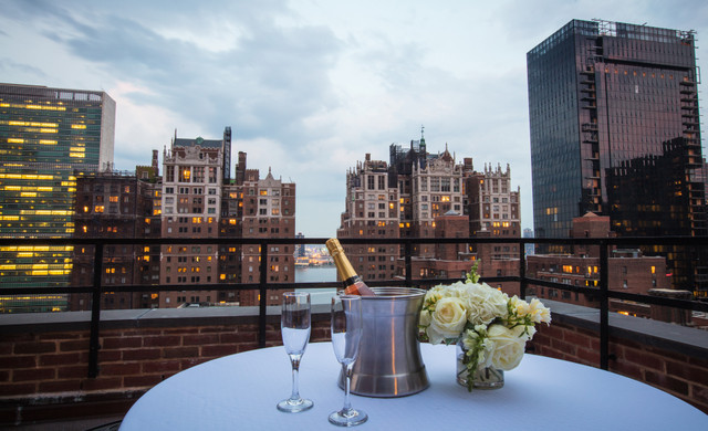 View from our Midtown Manhattan Hotel Balcony in New York City | Westgate New York City