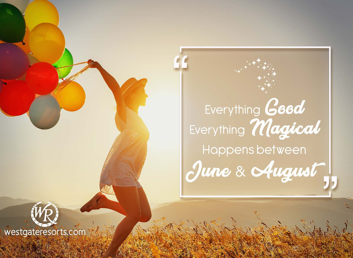 Everything Good Everything Magical Happens Between The Months Of