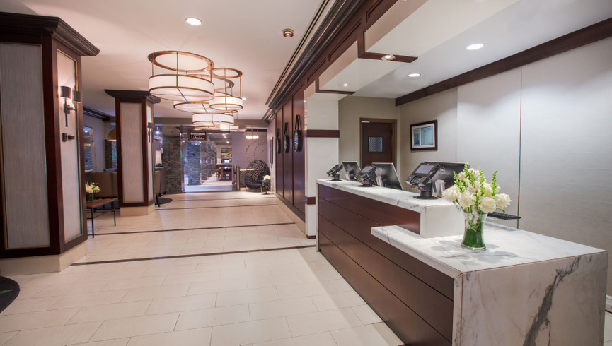 Lobby in our Midtown Manhattan Hotel in New York City | Westgate New York City