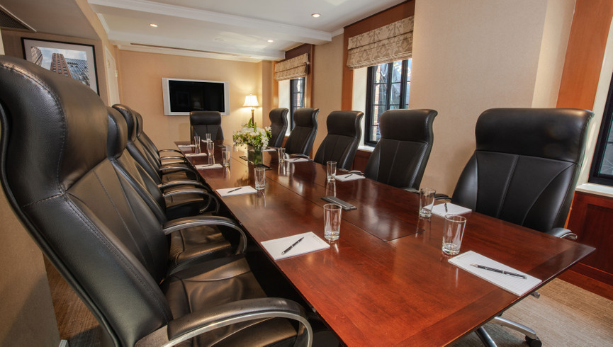 Meeting room at Hotel Near Grand Central Terminal NYC | Westgate New York Grand Central