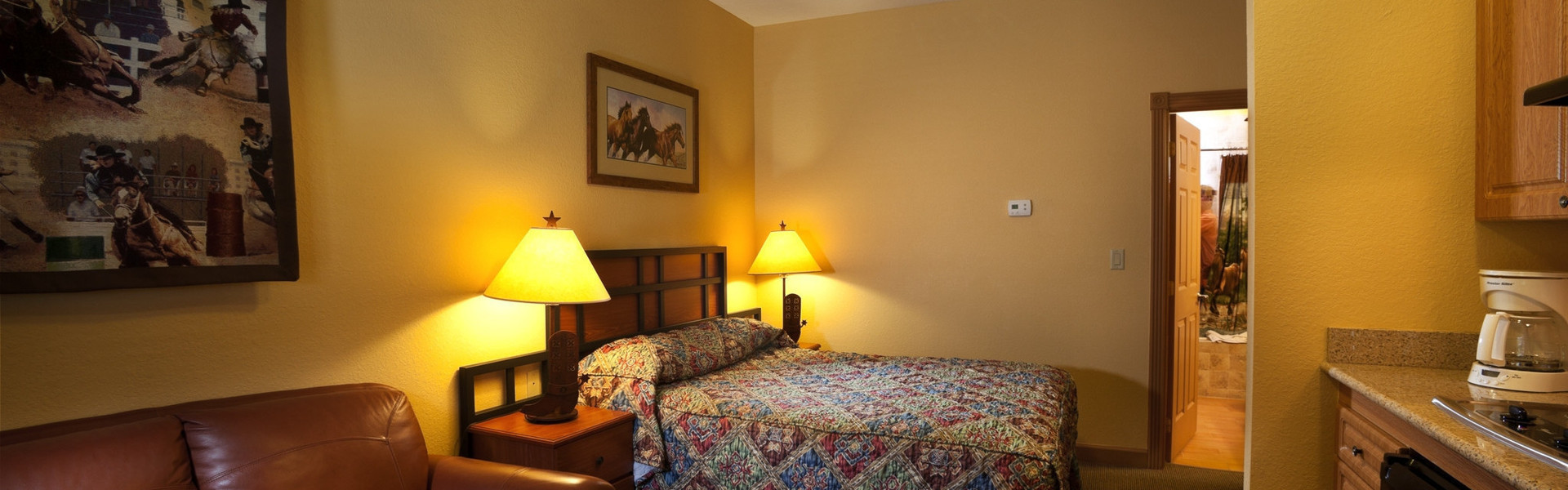 Deluxe Accommodations at an Authentic Florida Dude Ranch   Westgate River Ranch Resort & Rodeo
