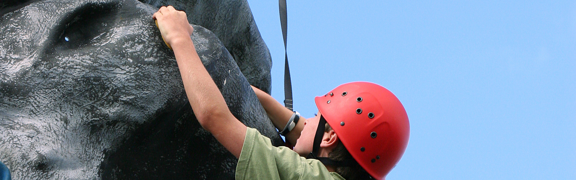 The Rock Climbing Wall at Westgate River Ranch Resort & Rodeo provides challenges for all ability levels. Enjoy the thrill of rock climbing in a safe and controlled environment assisted by our knowledgeable, trained staff.