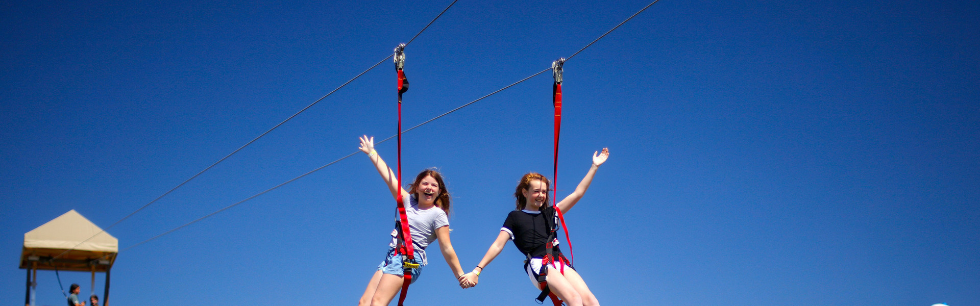 Take your Florida dude ranch experience to new heights and soar high above Westgate River Ranch Resort & Rodeo with our Zip Line adventure!