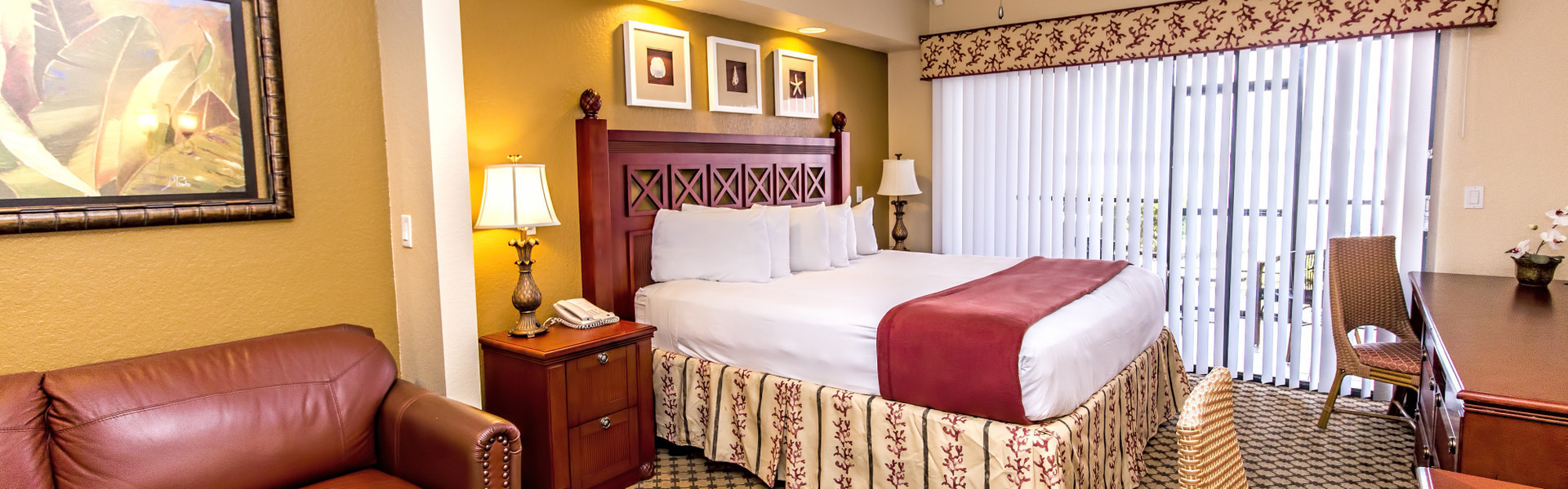 Luxury accommodations in a studio villa at affordable prices near Orlando's favorite theme parks and attractions | Westgate Lakes Resort