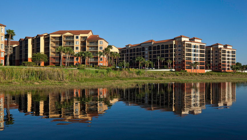 Westgate Lakes Resort And Spa Welcome Center