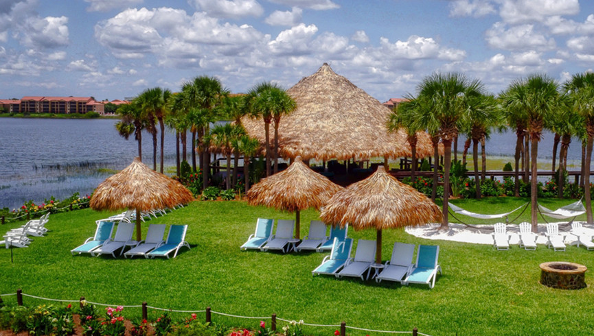 Sunset Key outdoor rental space near turkey lake road | Outdoor event & wedding venues for Orlando meeting planners | Westgate Lakes Resort & Spa