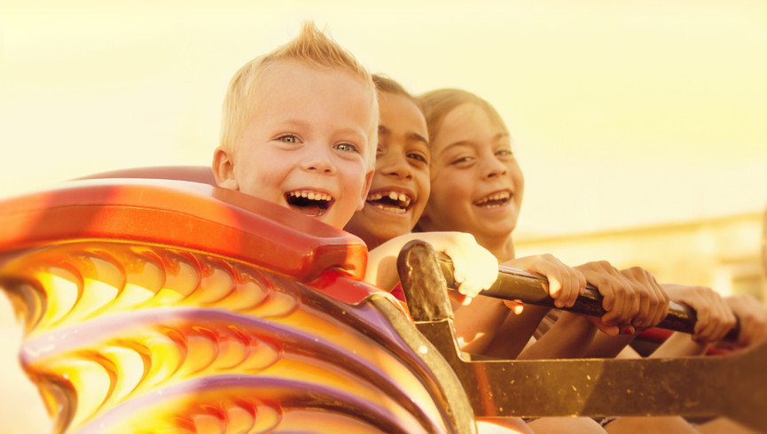 Kids Having Fun at our hotel in Orlando Florida | Hotels Near I Drive Orlando, FL | Westgate Palace Resort Near 32819