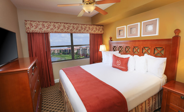 Room you can book with AAA hotel discount at our resorts near Universal Studios Orlando Florida | AAA Hotel Rates | Westgate Lakes Resort & Spa