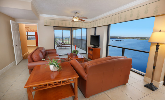View from room shown in virtual tour of our Orlando Resort | Virtual Tour of Westgate Lakes Resort & Spa