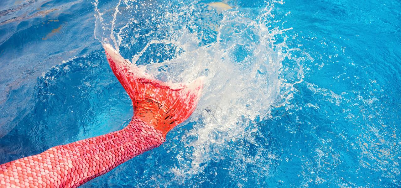 Mermaid Classes at Westgate Las Vegas Resort & Casino
