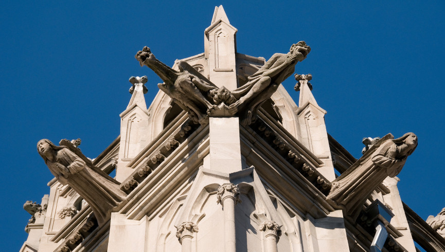 Gargoyles in Manhattan Walking Tour | Westgate New York Grand Central