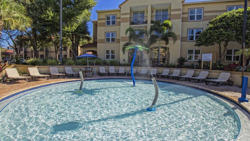 Pool at our Lake Buena Vista Florida Resorts | Westgate Blue Tree Resort Lake Buena Vista | Resorts Near Sea World, Orlando, FL 32836