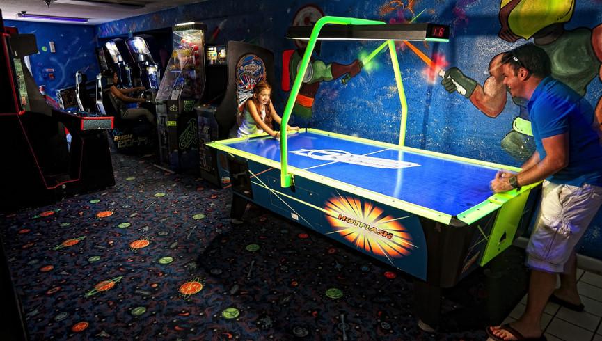 Game Room at our Lake Buena Vista Florida Resorts | Westgate Blue Tree Resort Lake Buena Vista | Resorts Near Sea World, Orlando, FL 32836